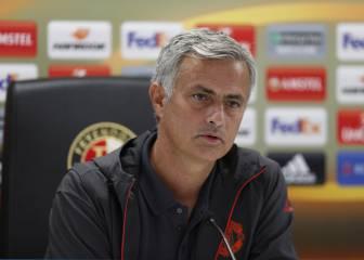 Mou no quiere la Europa League y temen que tire la competición