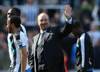 Los 10 cambios que ha hecho Benítez en el Newcastle