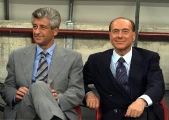 Rivera pone presidente a su gusto en el Milán (1975)