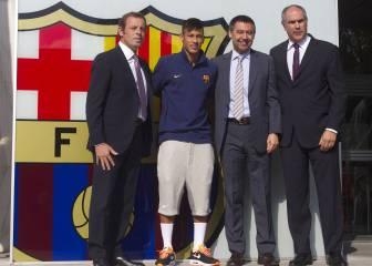 Caso Neymar: LaLiga confirma que abre expediente al Barça