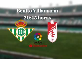 Betis vs Granada: resultado, resumen y goles