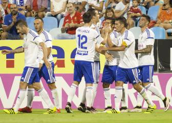 El Zaragoza-Córdoba se jugará el 1 de octubre a las 19:30