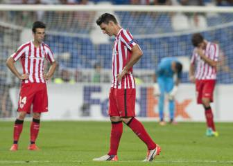 Batacazo europeo del Athletic