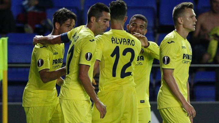 El Villarreal remonta al Zúrich y olvida el luto europeo