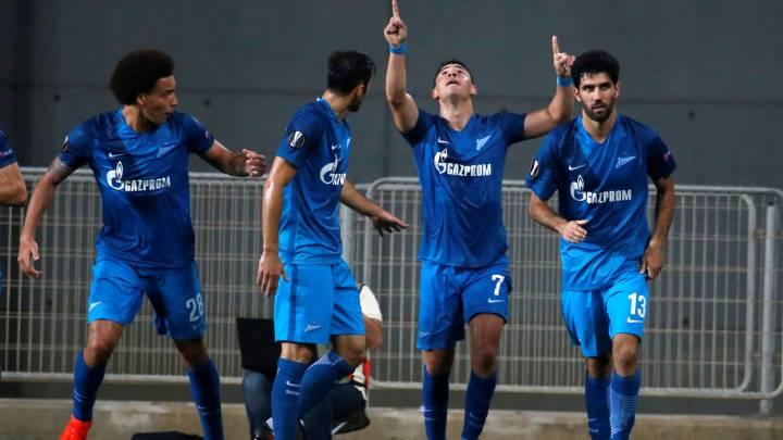 Derrota del Inter, pinchazo del Roma y remontada del Zenit