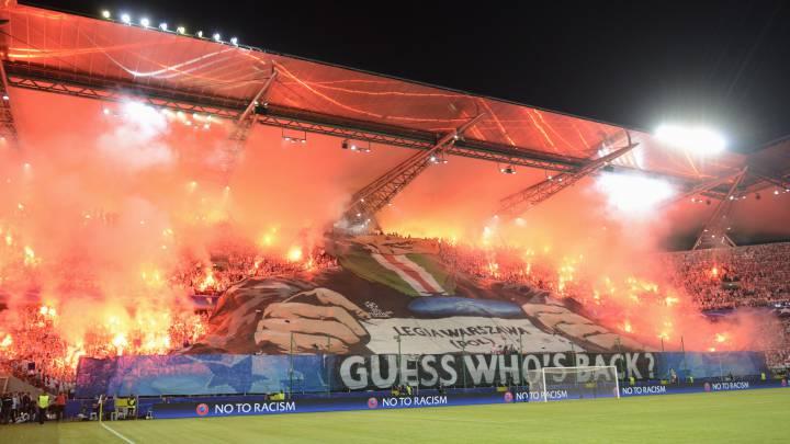 Legia-Real Madrid: en Polonia temen que sea a puerta cerrada