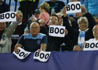 Otro motivo del Manchester City para abuchear a la UEFA