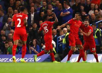 El Liverpool sigue la buena senda y toma Stamford Bridge