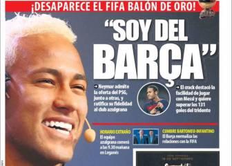 Las negociaciones de Neymar y los 20 años de Iniesta
