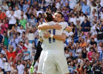 Bale no se ejercita y Cristiano trabaja en el gimnasio