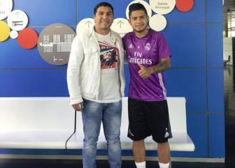 Sergio Díaz podría debutar con tan solo 18 años con Paraguay