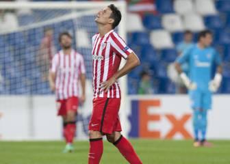 Ernesto Valverde sufrió en Italia su peor derrota europea