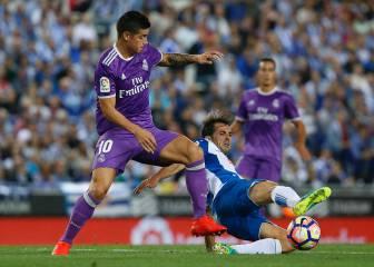 Espanyol 0 - 2 Real Madrid: resumen, resultado y goles