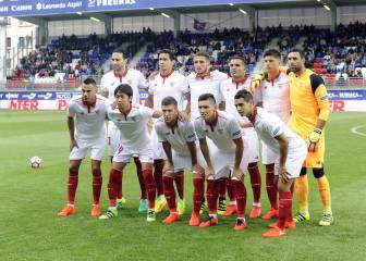 Sevilla: primer equipo español con once extranjeros de inicio