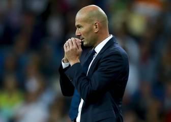 El plan de Zidane sin la BBC: James, los canteranos…