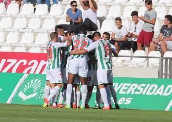 Un gol tempranero de Guille le da la victoria al Córdoba