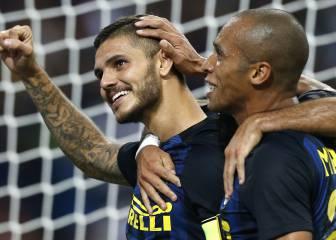 La Juve suma su primera derrota de la campaña ante el Inter