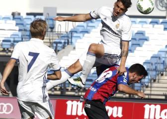 Febas ilumina al Castilla y Enzo Zidane tumba al líder