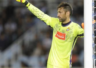 Diego López se vuelve a cruzar en el camino del Real Madrid