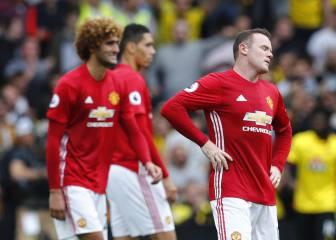 El United es el equipo que menos corre de la Premier