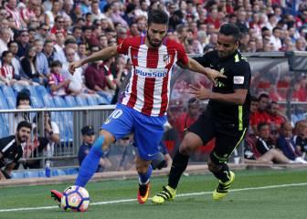 Carrasco apunta a titular ante el Barcelona en el Camp Nou