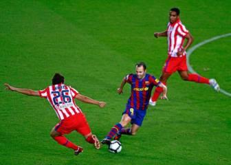 Koke debutó hace 7 años ante el Barça, su próximo rival