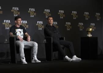 La Prensa habría quitado un Balón de Oro a Cristiano y Messi