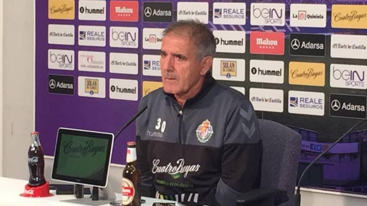 """Herrera: """"Me preocupa el buen inicio del Lugo"""""""