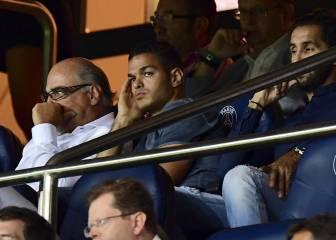 Polémica en París: Emery deja fuera otra vez de Ben Arfa