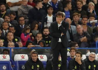 Lío en el Chelsea: Abramovich no está contento con Conte