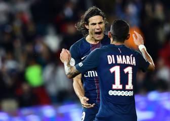 El PSG se pasea ante el Dijon