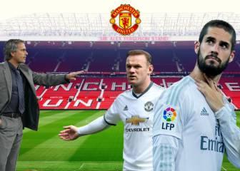 Mou quiere a Isco en enero para sentar de una vez a Rooney