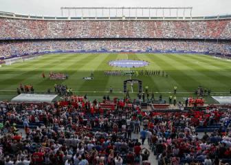 El 2 de octubre se podrá ver el Valencia-Atleti en el Calderón