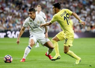 Real Madrid vs Villarreal (1-1): resultado, resumen y goles