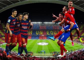 Barça-Atleti: 12 nombres para la gran batalla en el Camp Nou