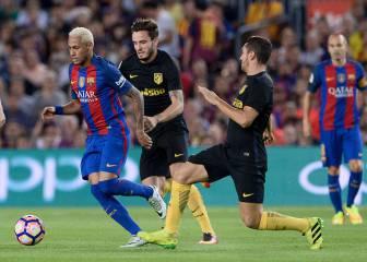 Barcelona 1 - 1 Atlético: resumen, resultado y goles
