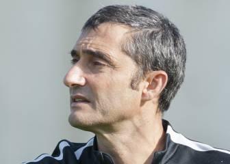 Valverde pide paciencia: