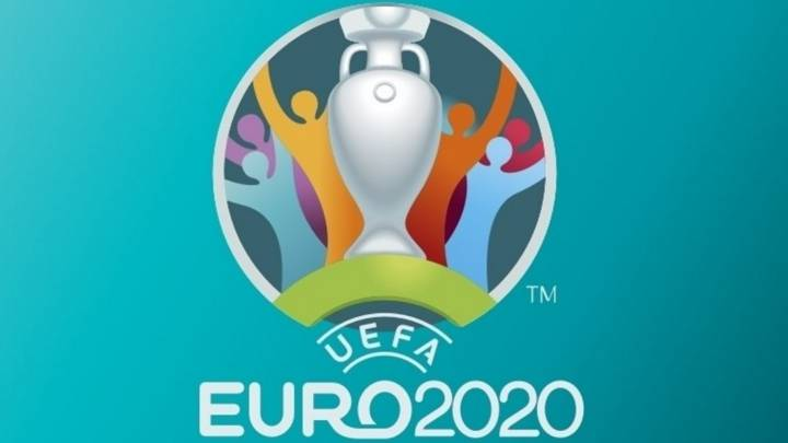 Los logos a lo largo de la historia de la Eurocopa