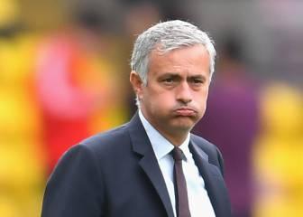 Mourinho en su línea: el vestuario ya está de uñas con él
