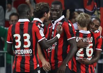 El Niza y Balotelli toman el liderato con un 4-0 al Mónaco