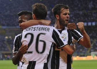 La Juventus bate récord de ingresos en la Serie A italiana