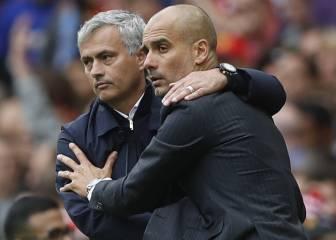 Sorteo caprichoso: Duelo Mou-Pep en la Copa de la Liga