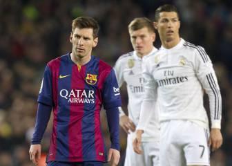 Madrid y Barça podrán gastarse menos en salarios; el Atleti más