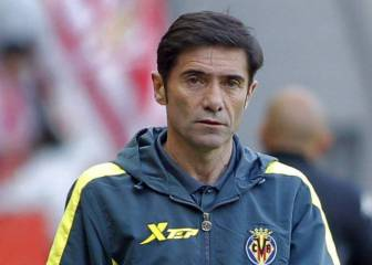 Marcelino no puede entrenar esta temporada en LaLiga