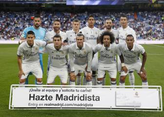Uno a uno del Madrid: Ramos, protagonista; la BBC, estéril