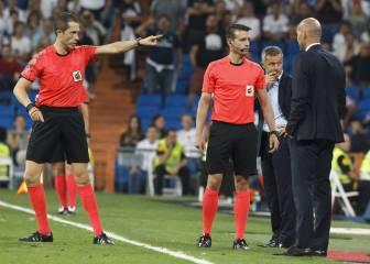 Chendo al árbitro: