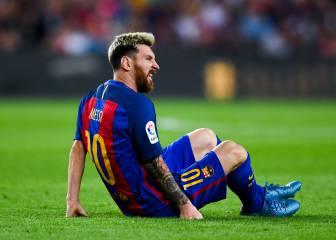 Alarma Messi: ¿qué partidos se perderá por culpa de la lesión?