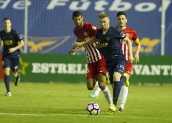 El UCAM se afianza ante un Almería que genera dudas