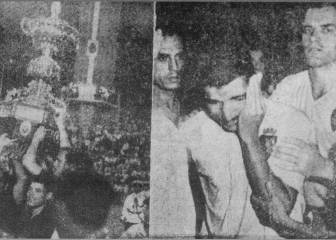 Un gaditano inventa las tandas de penalti (1962)