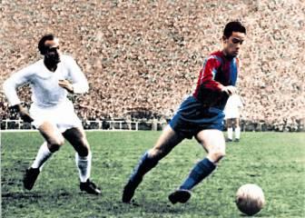 Cuando las relaciones entre el Madrid y el Barça eran otras (1956)